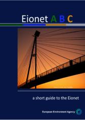 Eionet ABC cover
